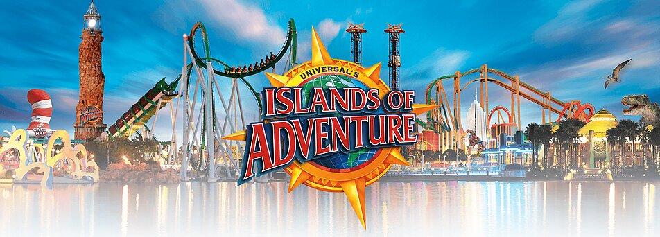 Universal's Islands of Adventure®