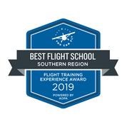 Best Flight school southern region badge